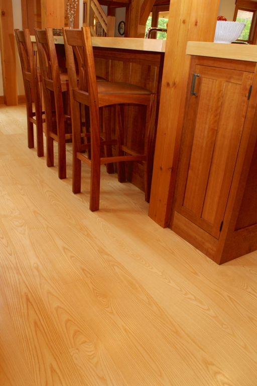 - Using Neutral Colored Wood Floors