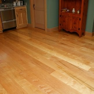 Red Maple Flooring - Premium Grade